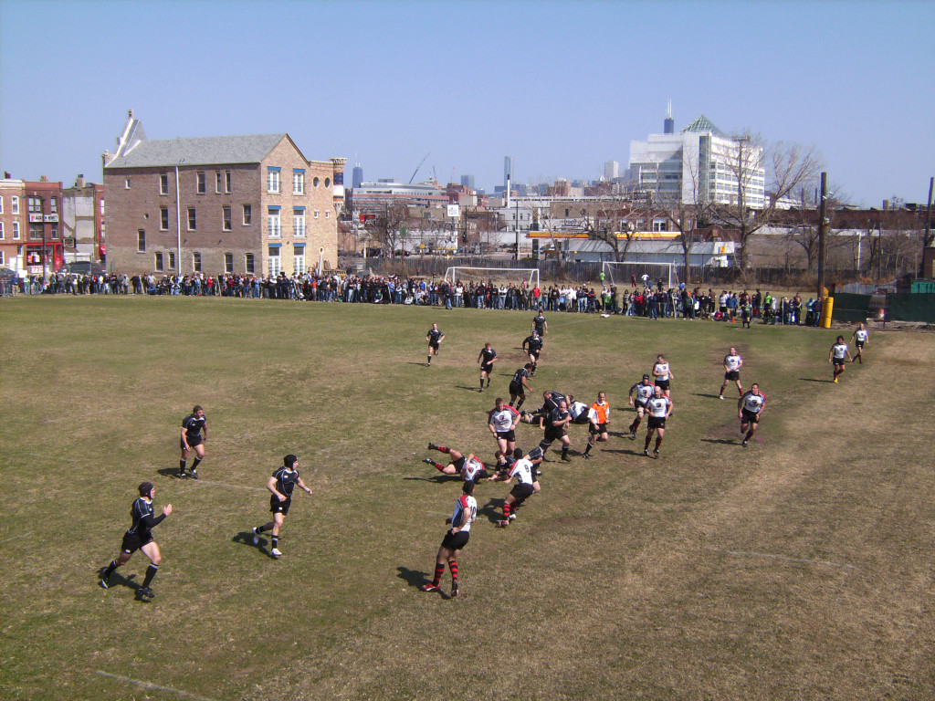 Chicago Lions Rugby Field