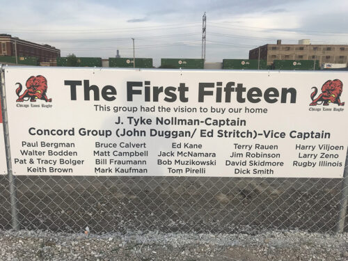 Sign First Fifteen