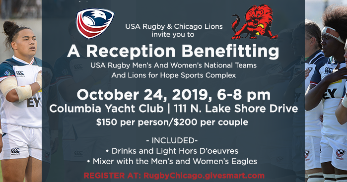 USA Rugby Reception – Oct 24